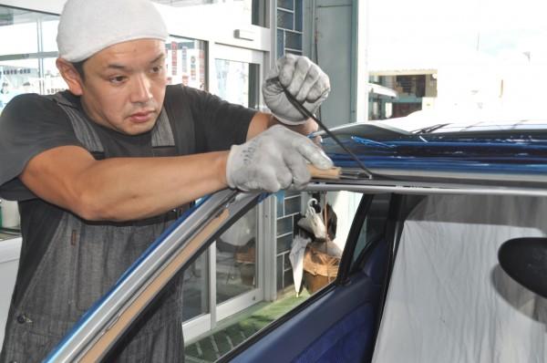ガラスの修理・交換